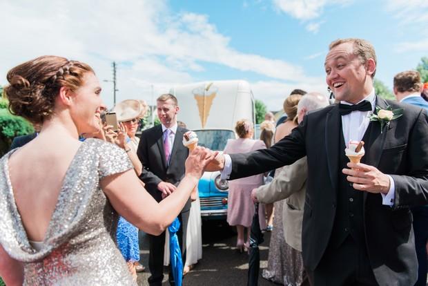 25-post-wedding-ceremony-ice-cream-van-hire-cones-guests-ideas-weddingsonline