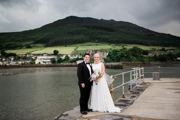 A Glittering, Glamorous Four Seasons Carlingford Wedding