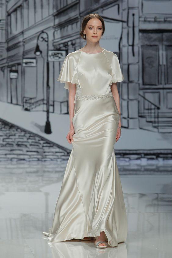 Modern luxe the justin alexander 2017 collection weddingsonline