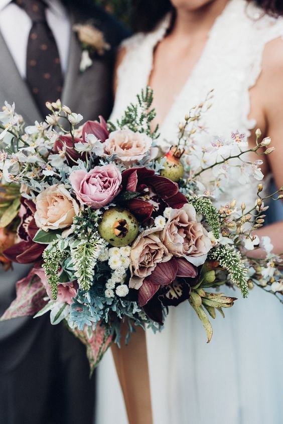 autumn-winter-boho-forest-wedding-bouquet-weddingsonline