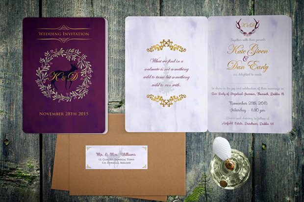 baby-it's-cold-outside-winter-wedding-invitation