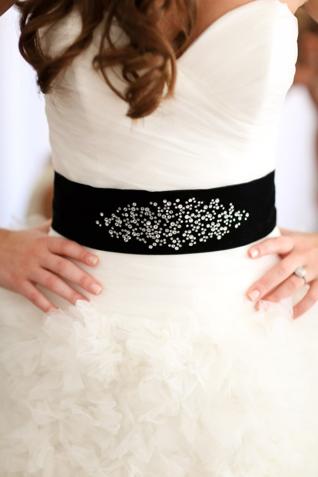 black-bridal-belt-wedding-dress