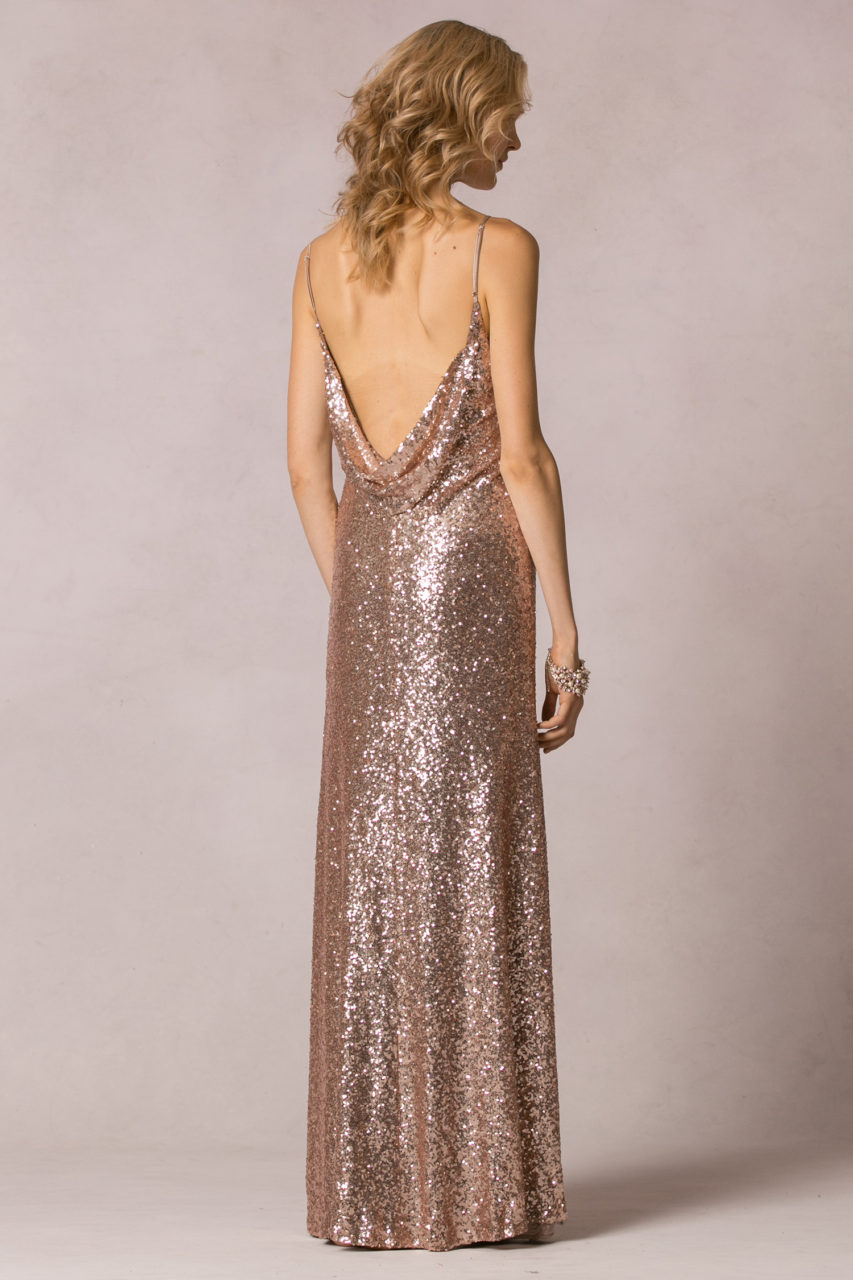 12 stunning sparkly bridesmaid dresses for a winter wedding bridesmaids dresses sequins jenny yoo sparkly ombrellifo Choice Image