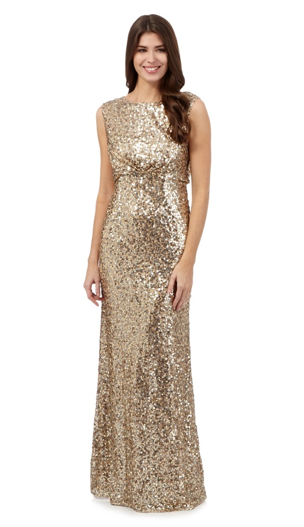 12 stunning sparkly bridesmaid dresses for a winter for Bridesmaid dresses for a winter wedding
