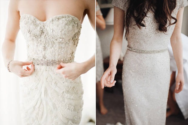 20 brides rocking fab bridal belts where to buy them