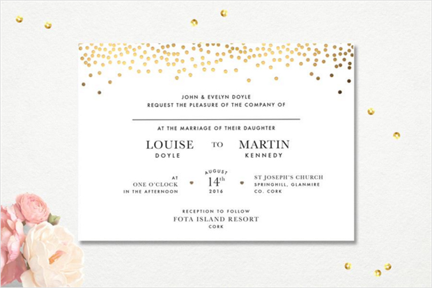 gold-confetti-wedding-invitation-applberry-press