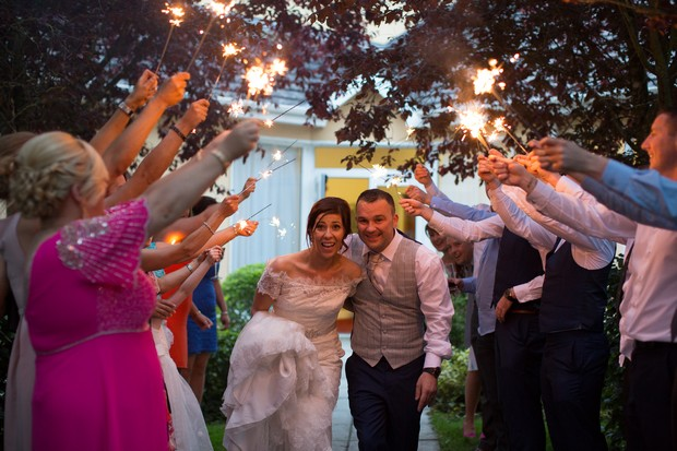 hamlet-court-hotel-real-wedding-sparklers-exit