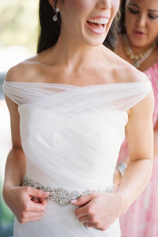 off-the-shoulder-wedding-dress-with-diamnate-bridal-belt