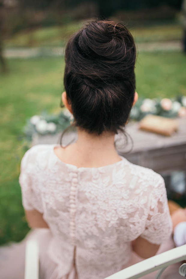 romantic-bridal-top-knot