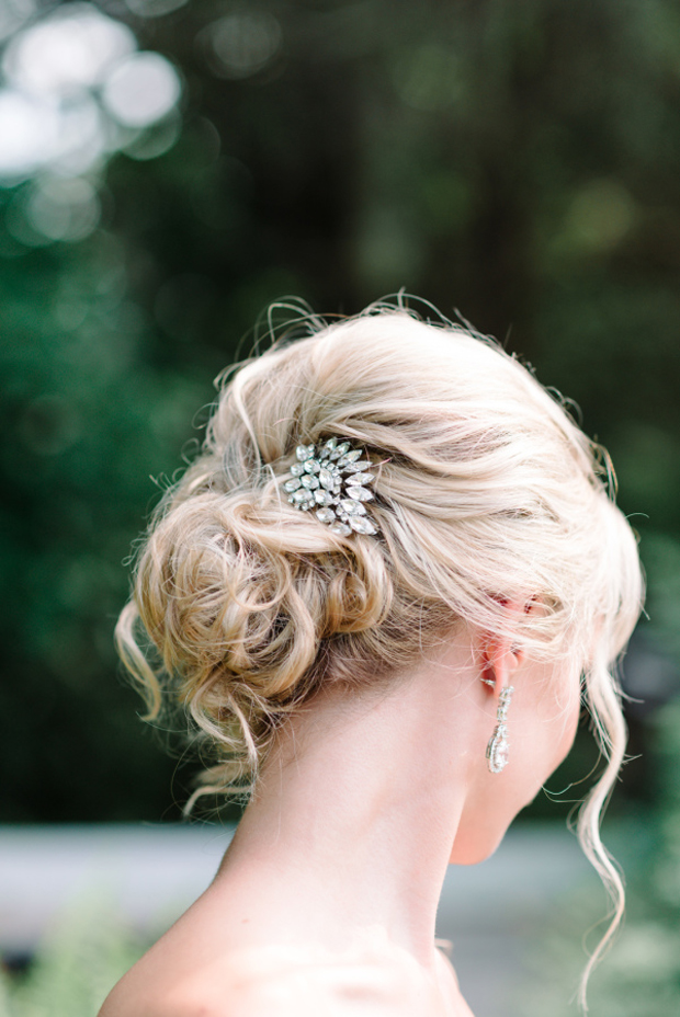 tousled-romantic-bridal-updo-wedding-hairstyles