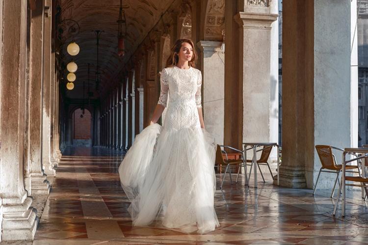 Divine-Atelier-Colección-2017-Venecia-Encaje-Tul-weddingsonline
