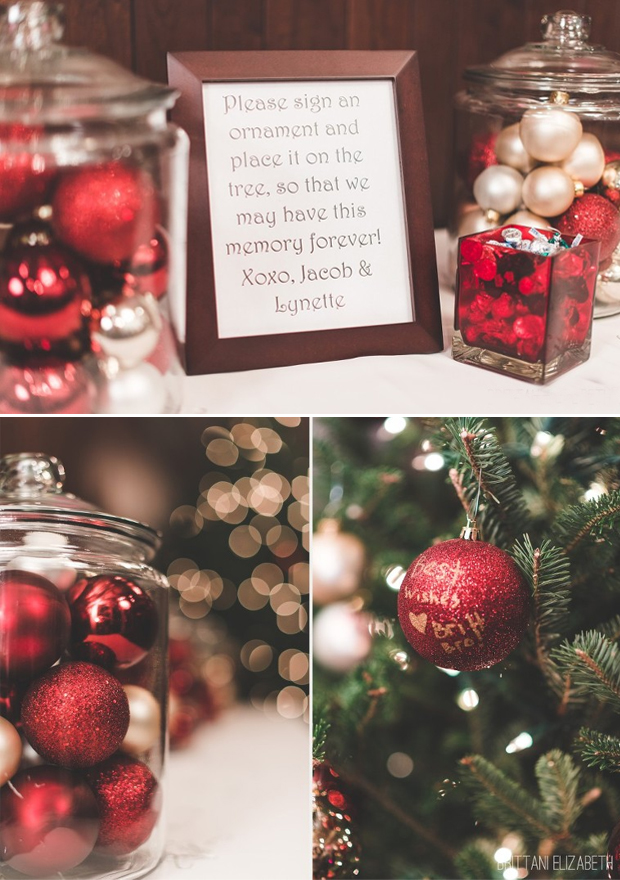 christmas-decoration-wedding-guest-book