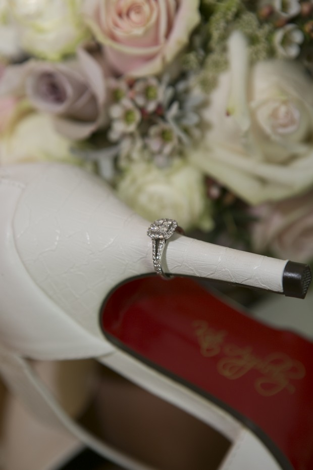 engagement-ring-wedding-shoes