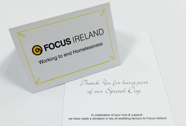 Give Back on Your Big Day – Charity Wedding Favours