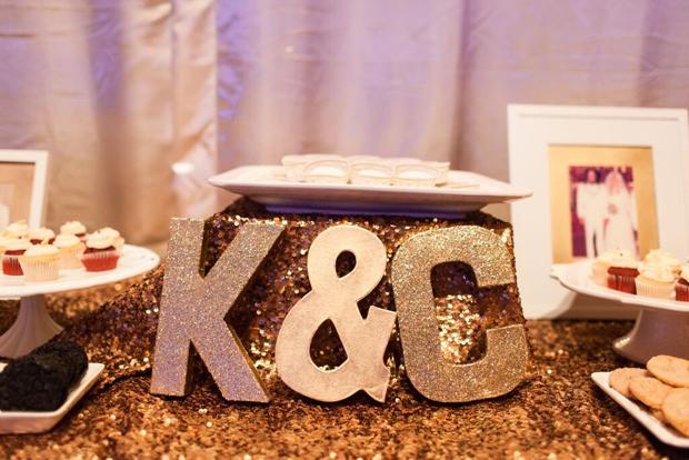 glittery-initals-wedding