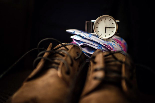 groom-accessories-watch-shoes