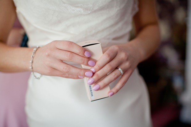 pink-pastel-wedding-nails-bride
