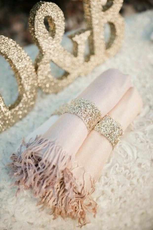 sparkly-throws-wedding