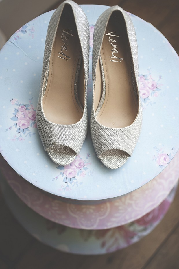 10-simple-white-peep-toe-wedding-shoes-Virali-weddingsonline