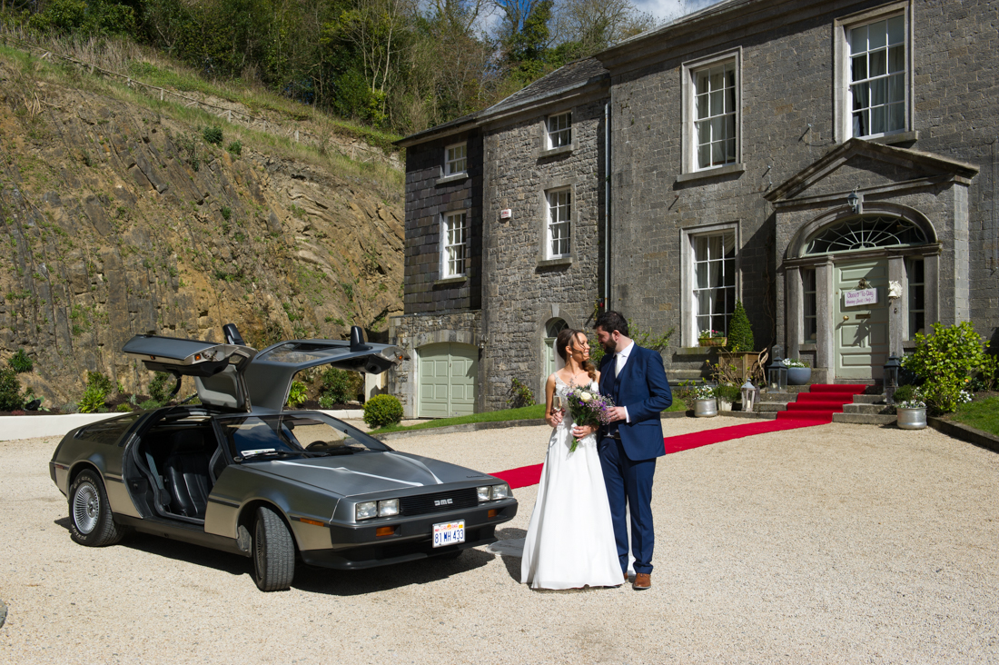 15-Wedding-Car-Ireland-Delorean-Rent-Real-Blog-weddingsonline (2)