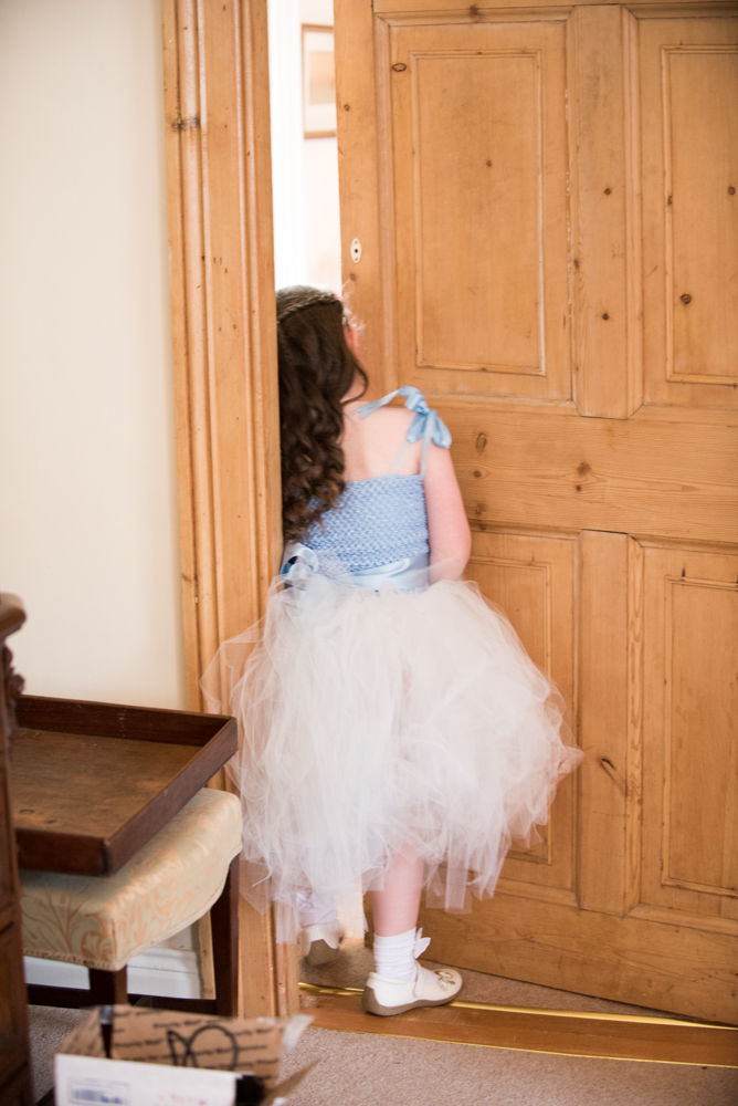 8-Flower-Girl-Blue-Cardy-White-tutu-The-Fennells-weddingsonline