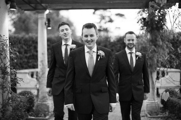 His Suit David S Brother Was Married A Few Years Back And Used Sd Kells In Newtownards We Decided To The Groom Bridal Party Suits Instead