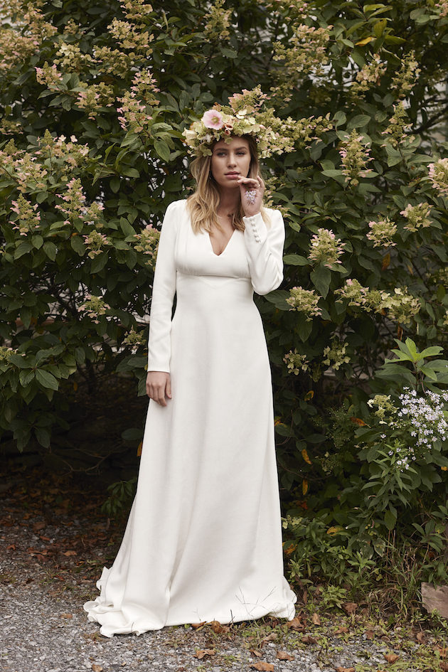 Bridal Designers to Watch out for in 2017 - Britain & Ireland ...