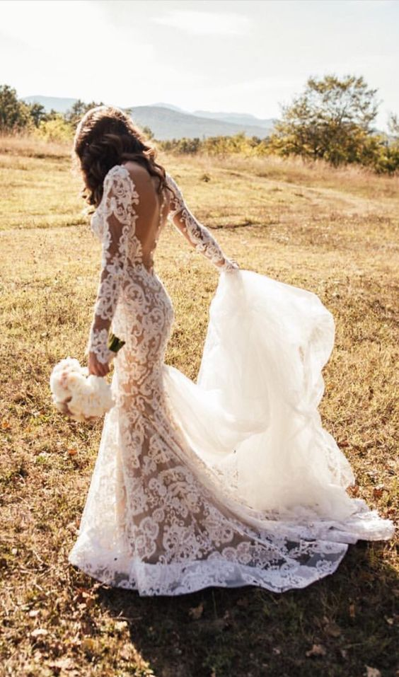 15 of our Favourite Wedding Dress Finds on Pinterest | weddingsonline