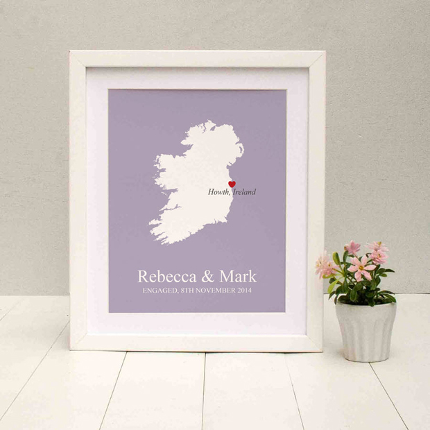 engagement-gifts-engaged-in-ireland-personalised-print