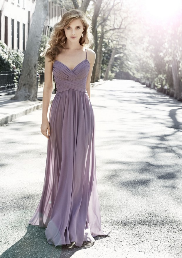 The Dreamy Hayley Paige Occasions Spring 2017 Bridesmaid ...