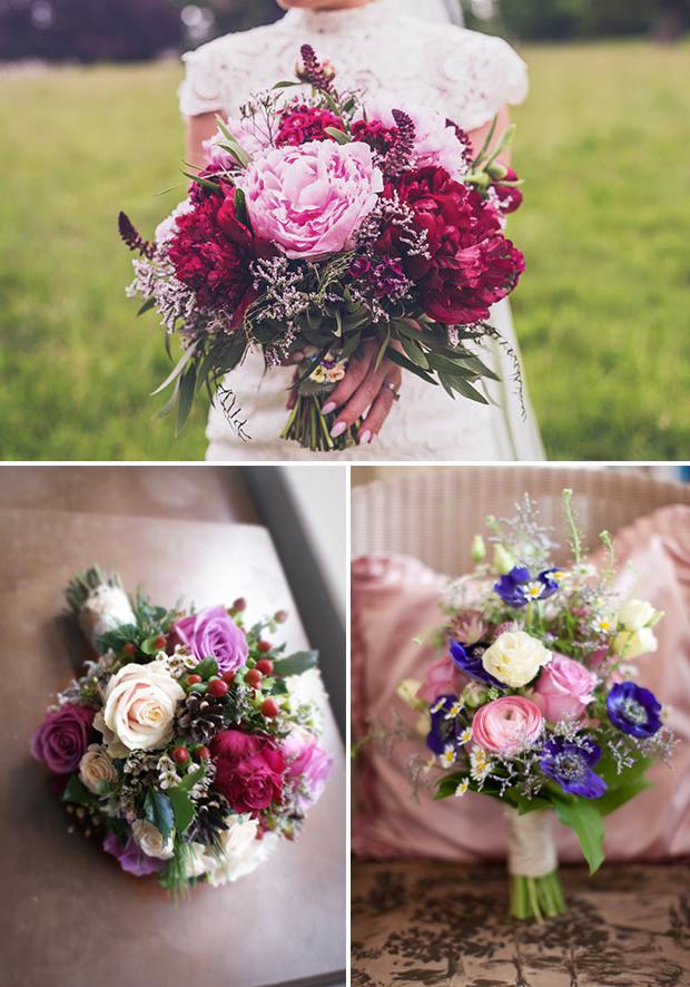 top wedding flower trends for 2017 weddingsonline. Black Bedroom Furniture Sets. Home Design Ideas