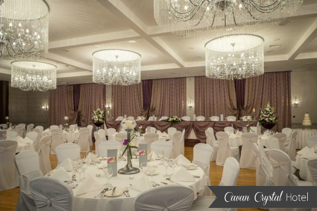 Northern delights 20 beautiful wedding venues in ulster for Cava cristal