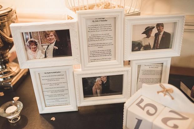 13 Gorgeous Little Touches Your Parents Will Love Weddingsonline