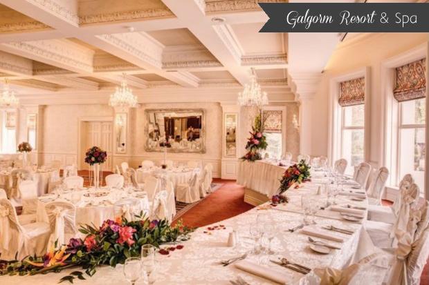 Galgorm Resort Spa Co Antrim