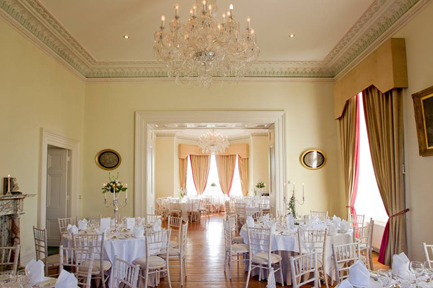 13 top wedding venues in kildare ireland from secluded for Best intimate wedding venues