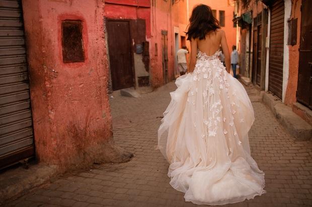 4 Incredible Israeli Bridal Designers to Watch in 2017 ...