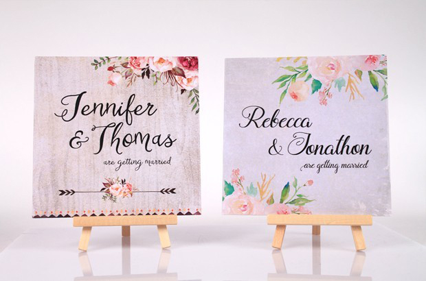 28 Gorgeous Floral Wedding Invitations For Spring Summer