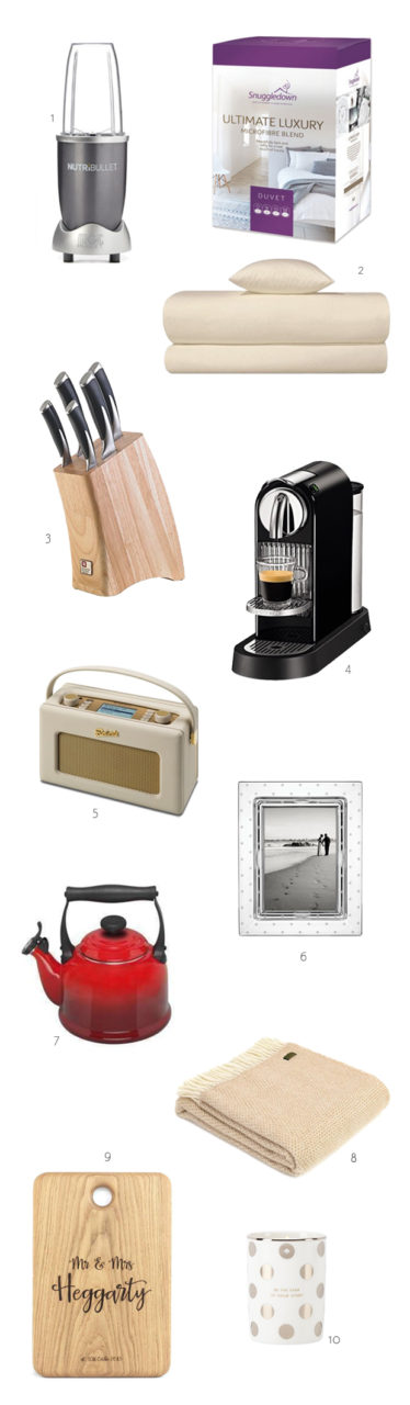 11 Practical Wedding Gifts Your Friends Will Love Weddingsonline