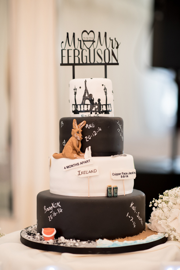 28 Incredible Wedding Cakes from Irish Cake Makers weddingsonline