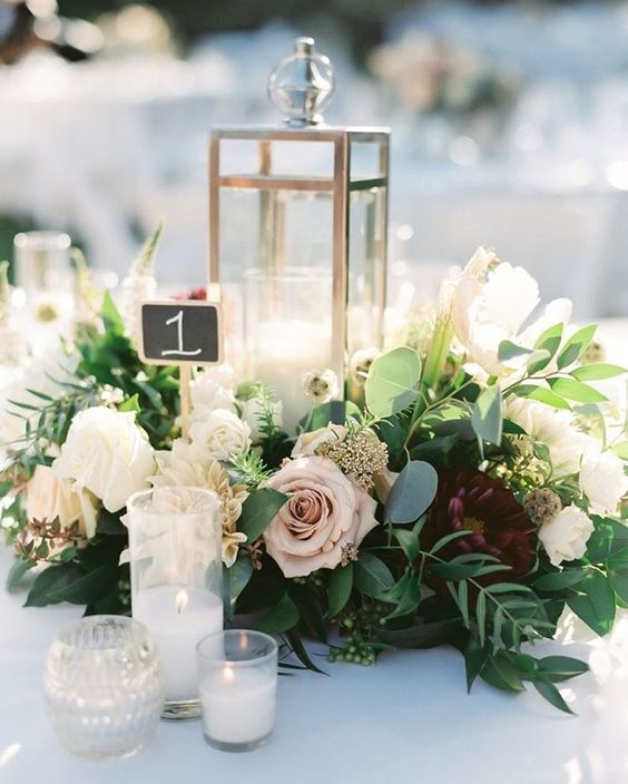 Trend alert fabulous wedding centrepieces for