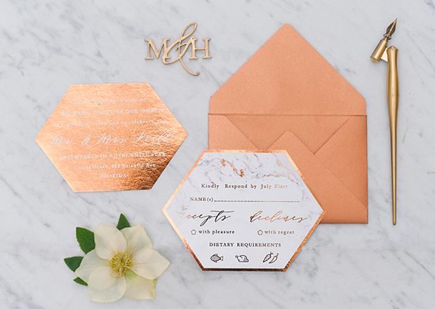 Wedding Invitation By 4 Love Polka Dots