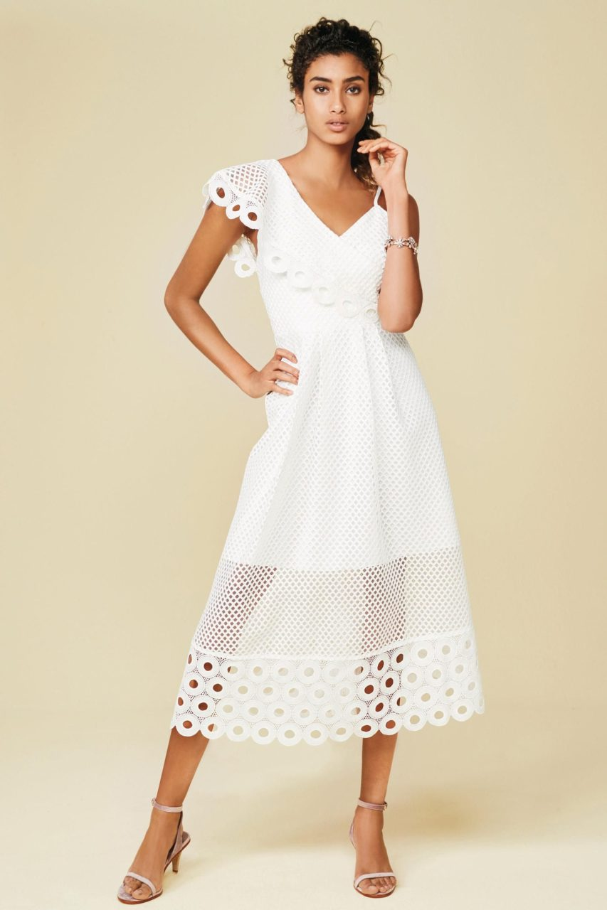 10 Delish White Dresses Perfect For Your Hen Party