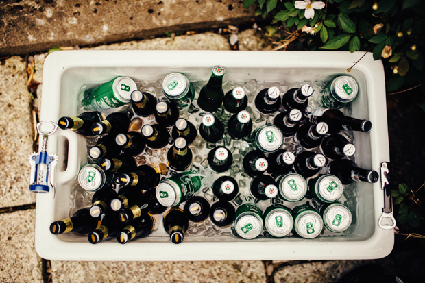10 ways to pull off the perfect summer wedding weddingsonline - Alternative uses for beer ten ingenious ideas ...