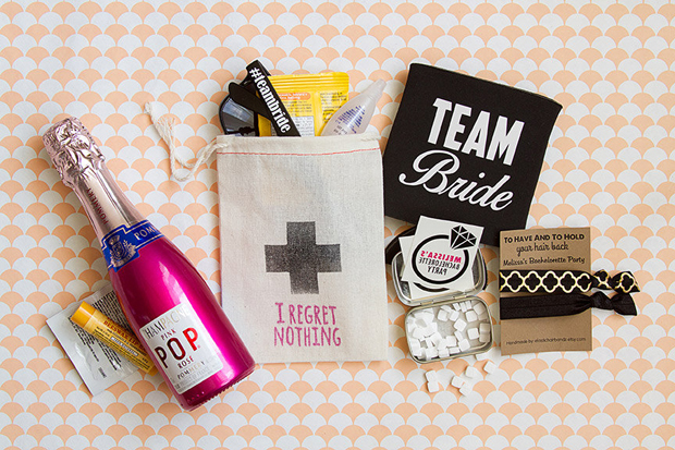 Photo Via Weddingsonline Survival Kit From Becollective On Etsy