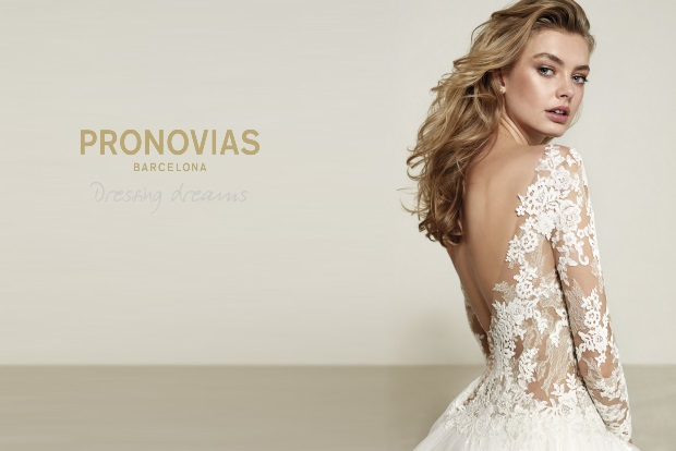 Utter Perfection A Peek At The Pronovias 2018 Collection