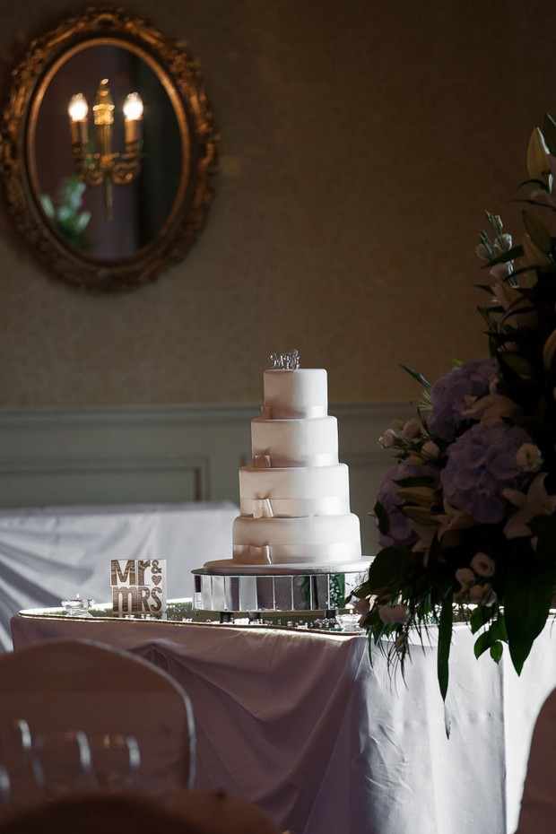 wedding cake suppliers limerick a gorgeous galway bay hotel wedding by deirdre langan 25831