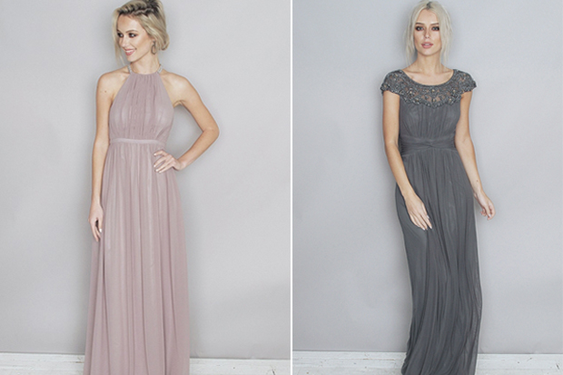 Bridesmaid Dresses Have Come A Long Way From The Dodgy Gúnas That Were Synonymous With Bridal Parties Back In Day Now Modern Maids Are Taking Their
