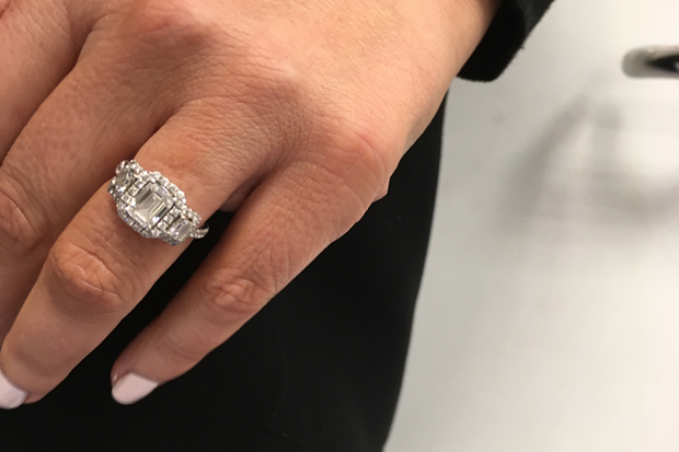 Our New Celeb Blogger Ciara Doherty on Her Romantic Engagement