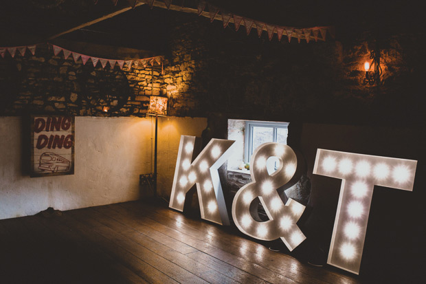 15 Brilliant Ways To Use Light Up Letters In Your Wedding
