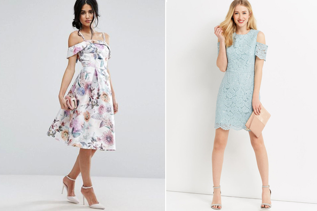 Which dresses suit for a wedding girlsaskguys for Summer dresses for weddings